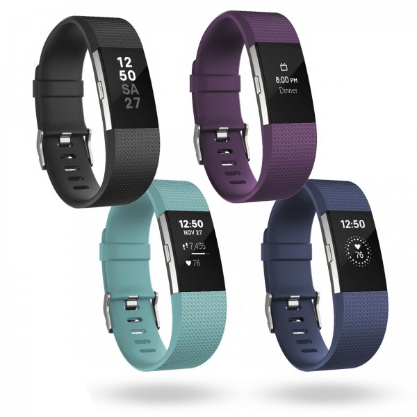 fitbit activity tracker charge 2 osta 70. Black Bedroom Furniture Sets. Home Design Ideas