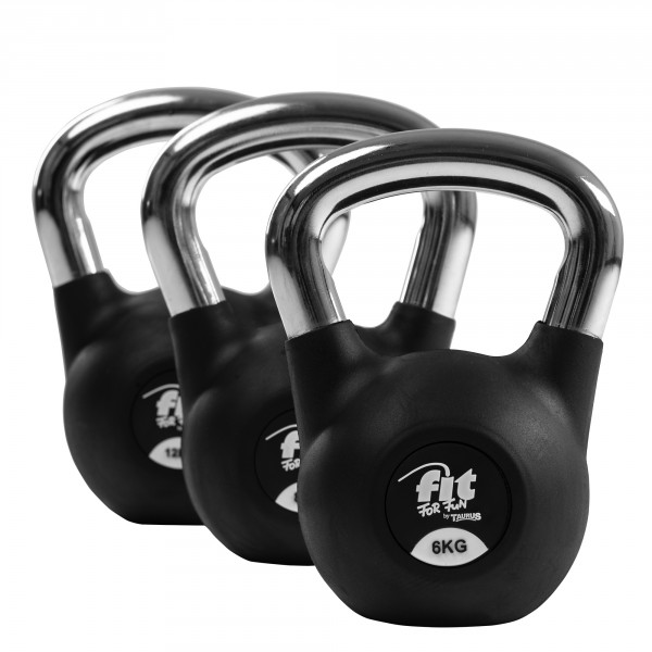 Fit for Fun Kettlebell by Taurus