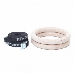 Fitwood Gym Rings acquistare adesso online
