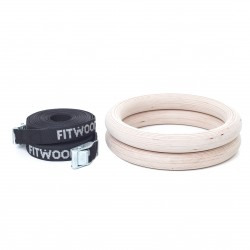 Fitwood Gym Rings purchase online now