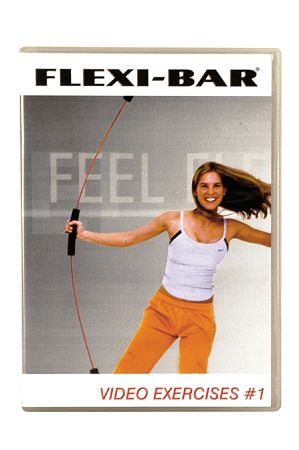 Flexi-Bar Trainingsvideo Exercises 1 DVD