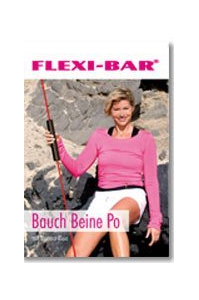Flexi-Bar DVD Bauch Beine Po