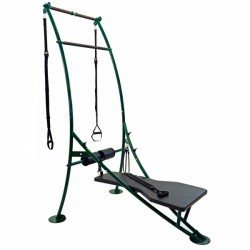 GardenGym multi-gym Basic + Tubes & Straps Outdoor