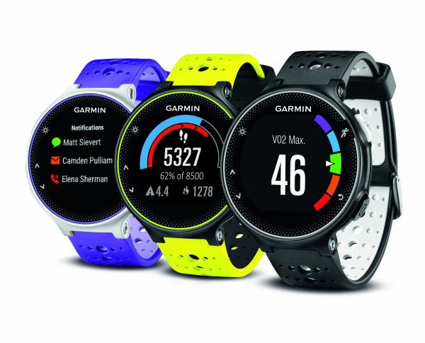 Garmin running watch Forerunner 230 (HR)
