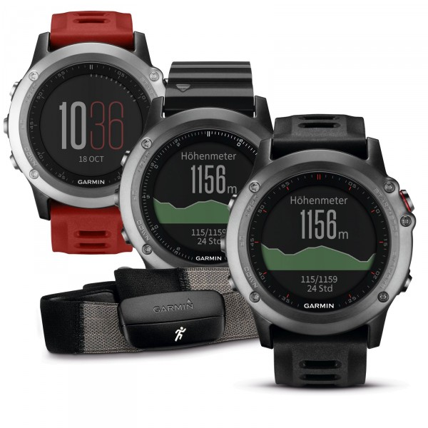 Garmin Fenix 3 Performer Bundle