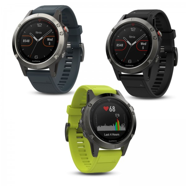Garmin sport watch fenix 5