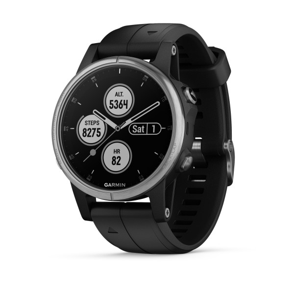 Montre connectée Garmin Fenix 5S Plus