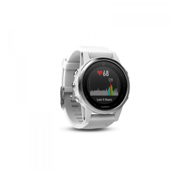 Garmin GPS-Multisportuhr fenix 5S