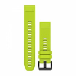 Garmin replacement wristband yellow fenix 5 Sapphire Bundle