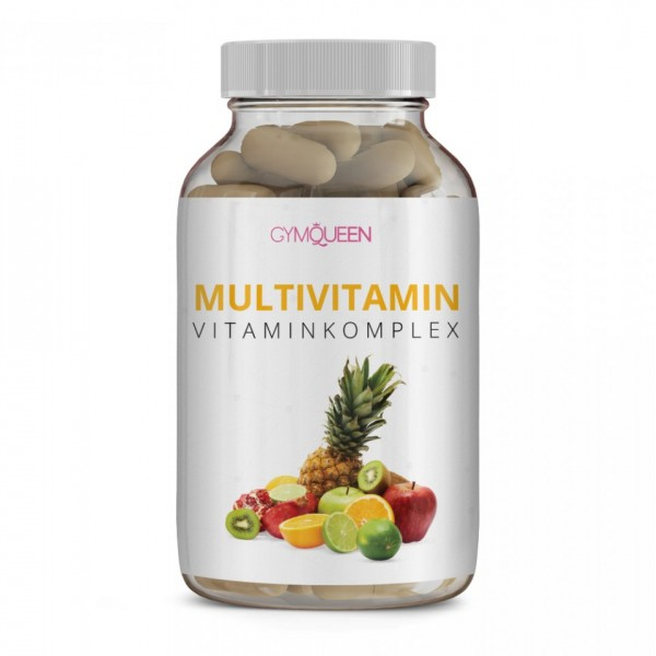 GymQueen Multivitamin