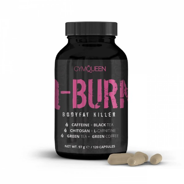 GymQueen Q-Burn Body Fatburner