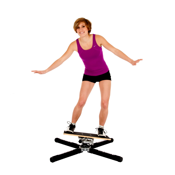 Gyroboard Balance Trainer Health and Fitness
