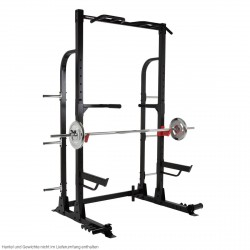 HAMMER Trainingsstation Langhantel Rack Core 4.0