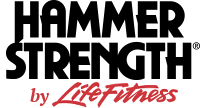 HAMMER STRENGTH by Life Fitness Logo