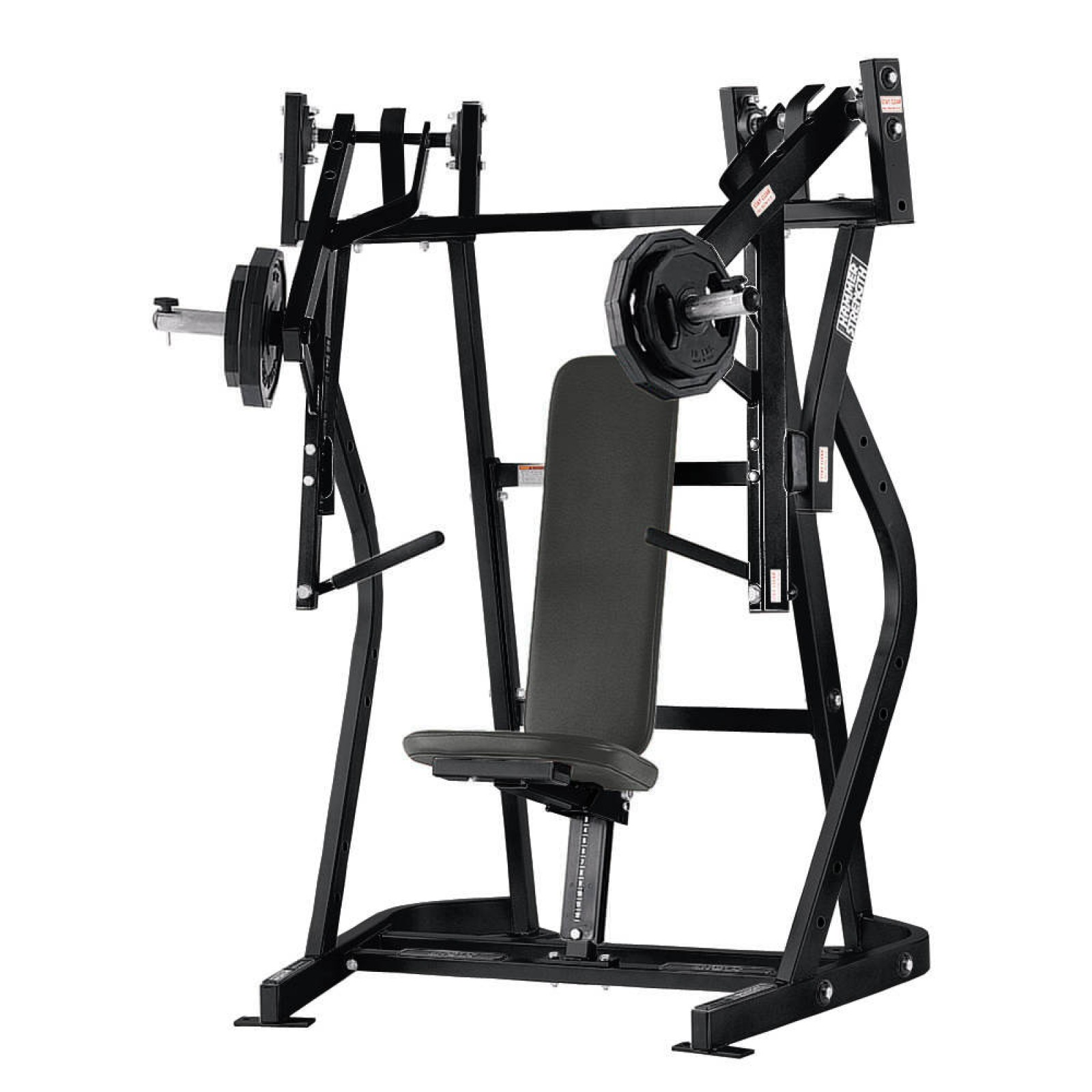 hammer strength by life fitness kraftstation iso lateral bench press sport tiedje. Black Bedroom Furniture Sets. Home Design Ideas