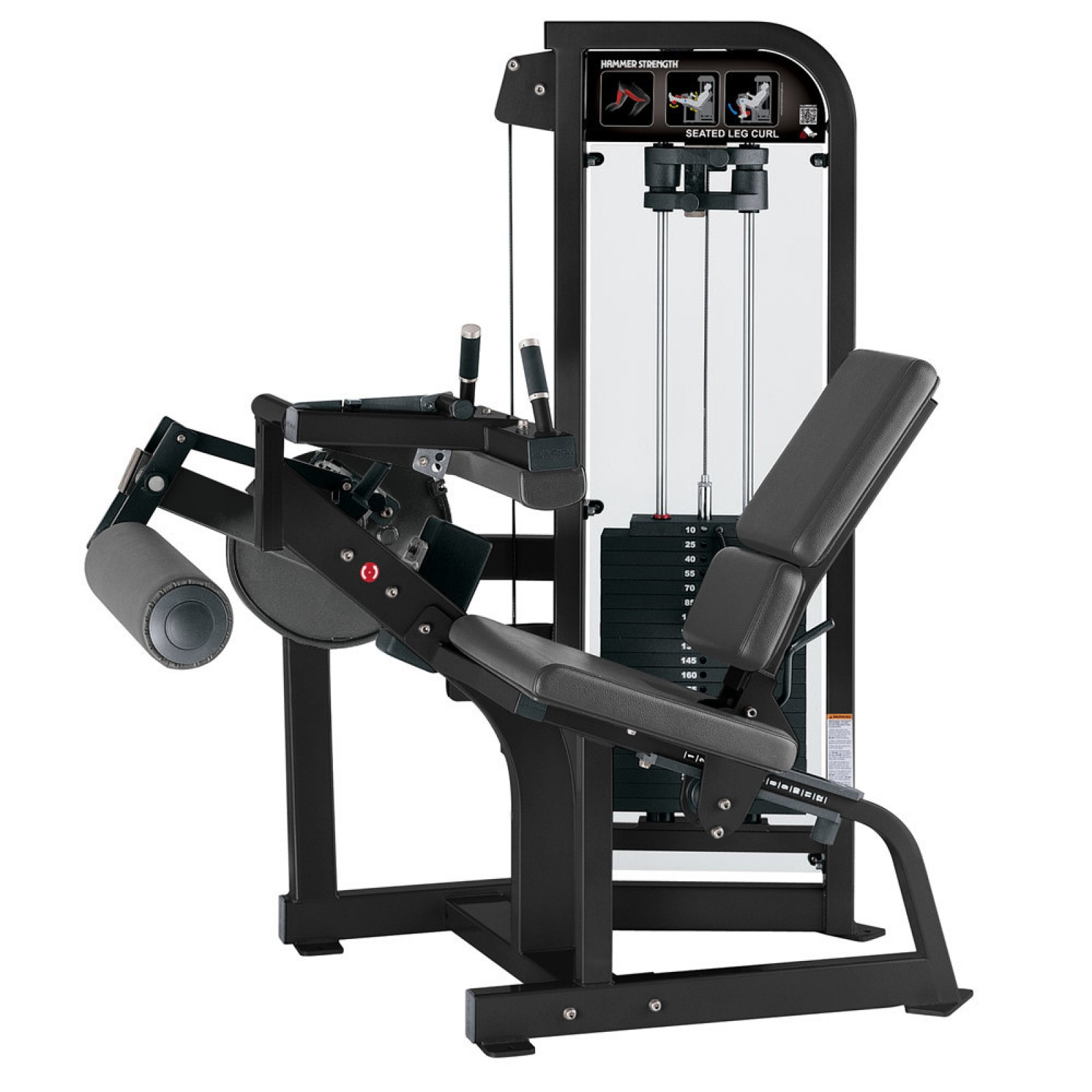 hammer strength by life fitness kraftstation se seated leg sport tiedje. Black Bedroom Furniture Sets. Home Design Ideas