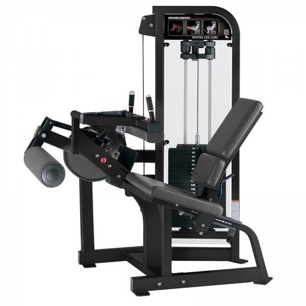 Leg press Hammer Strength by Life SE Seated Leg