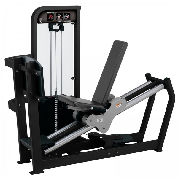 Hammer Strength by Life Fitness stazione fitness SE Seated Leg Press