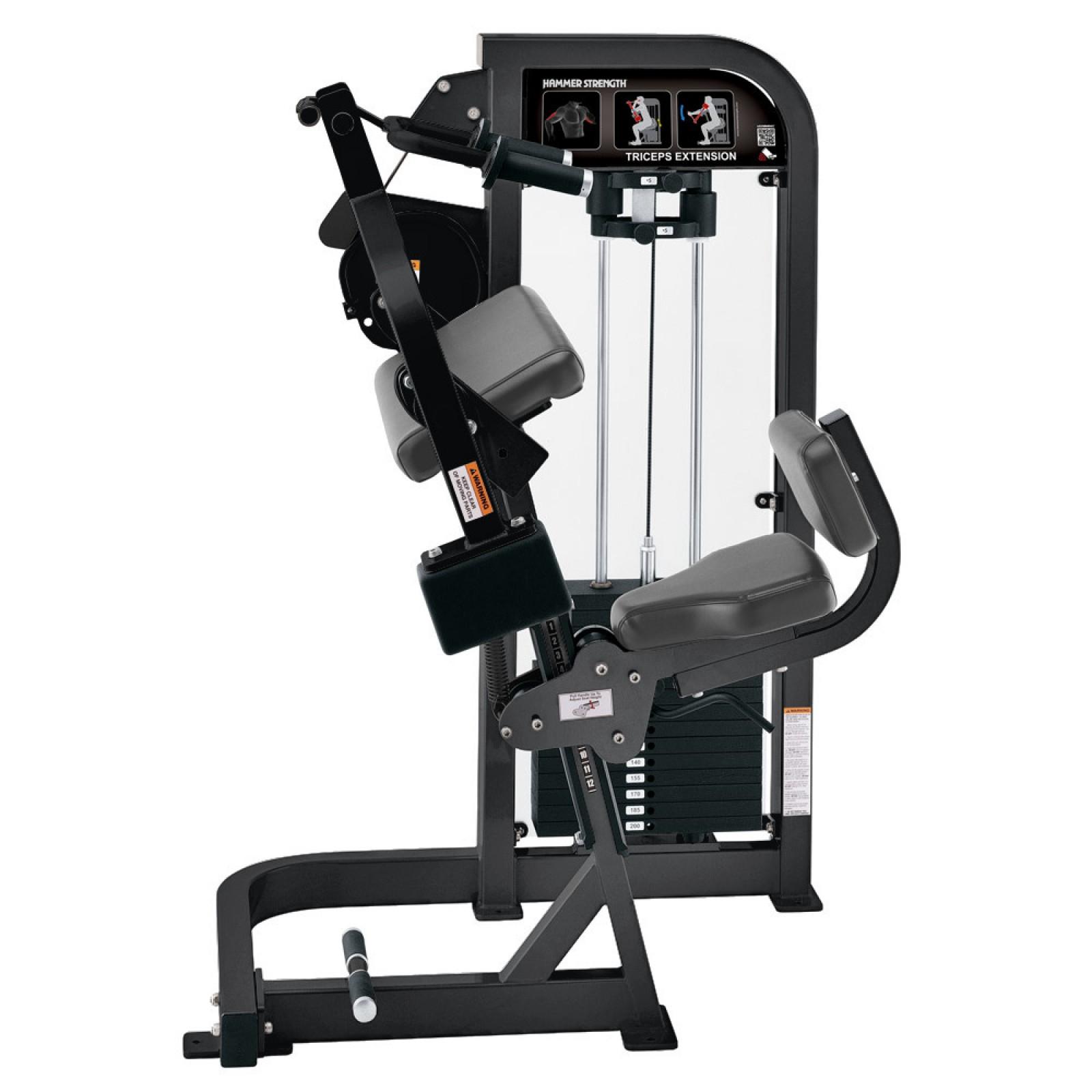 Estación de Fuerza Hammer Strength de Life Fitness Select Triceps ...