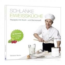 "Kochbuch ""Schlanke Eiweißküche"" purchase online now"