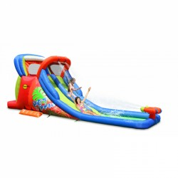 Hüpfburg water slide Hot Summer purchase online now