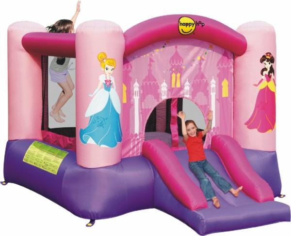 HappyHop Castello Gonfiabile Principessa