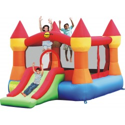 HappyHop bouncy castle Schloss acquistare adesso online