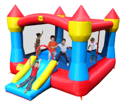 HappyHop jeu gonflable château XL