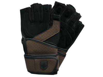 harbinger trainingshandschuhe training grip wristwrap. Black Bedroom Furniture Sets. Home Design Ideas