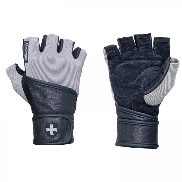 Harbinger Wrist Wrap Gloves Classic