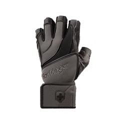 Harbinger training gloves WristWrap Training Grip Detailbild