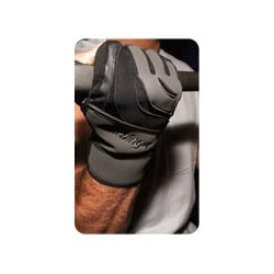 Harbinger Trainings-Handschuhe WristWrap Training Grip Detailbild