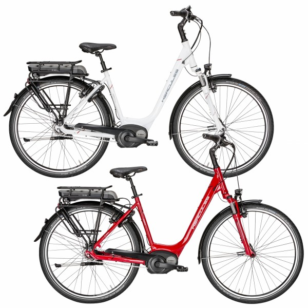 Hercules e-bike Roberta Pro F8 (Wave, 28 inches)