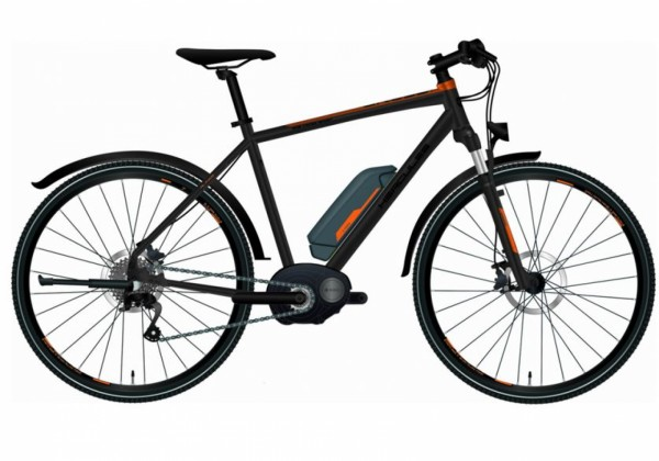 Hercules E-Bike Rob Cross Sport (Diamant, 28 Zoll)
