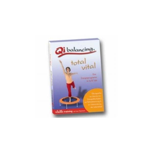 Heymans Übungs DVD Qi balancing total vital