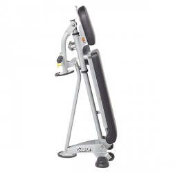 Banco de Musculación Hoist Fitness Folding Foldup/Incline