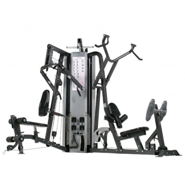 Hoist Multi Power Station H 2200 H 2200 on abdominals exercises