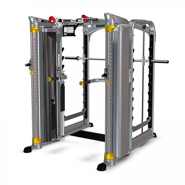 Hoist Fitness Kraftstation Mi7 Smith Ensemble