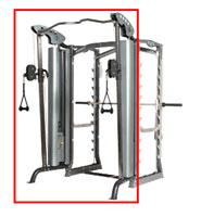 Hoist Dual HI-LO Seilzüge für PTS1000