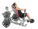 Hoist Fitness Kraftstation Decline Press RPL Detailbild
