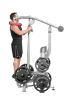 Hoist Fitness Kraftstation Standing Calf Raise RPL Detailbild