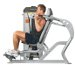 Hoist Fitness Kraftstation Shoulder Press RS Detailbild