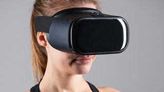 Figure: VR-fästet för din smartphone
