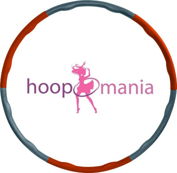 Hoopomania Gymnastikreifen Weight Hoop