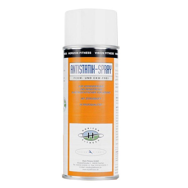 Horizon Fitness Antistatik Spray