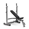 Banc de musculation Horizon Adonis Plus avec rack acheter maintenant en ligne