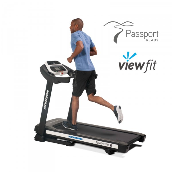 Horizon Treadmill Adventure 3 Viewfit