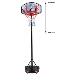 Hudora Basketballständer All Stars 205 jetzt online kaufen