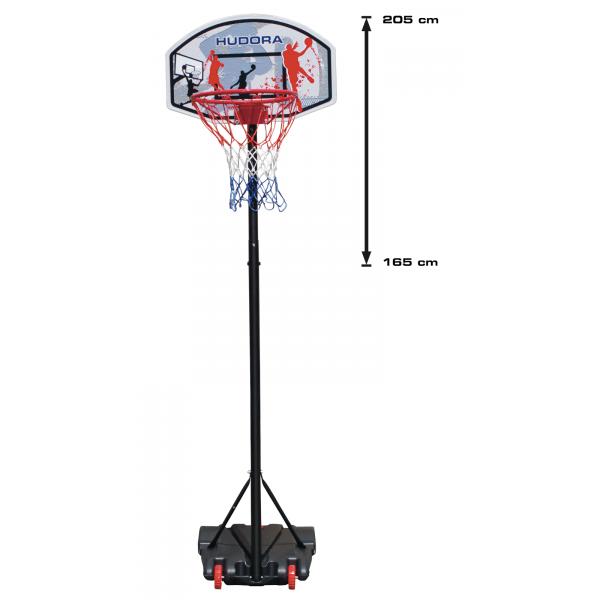Hudora Basketballständer All Stars 205