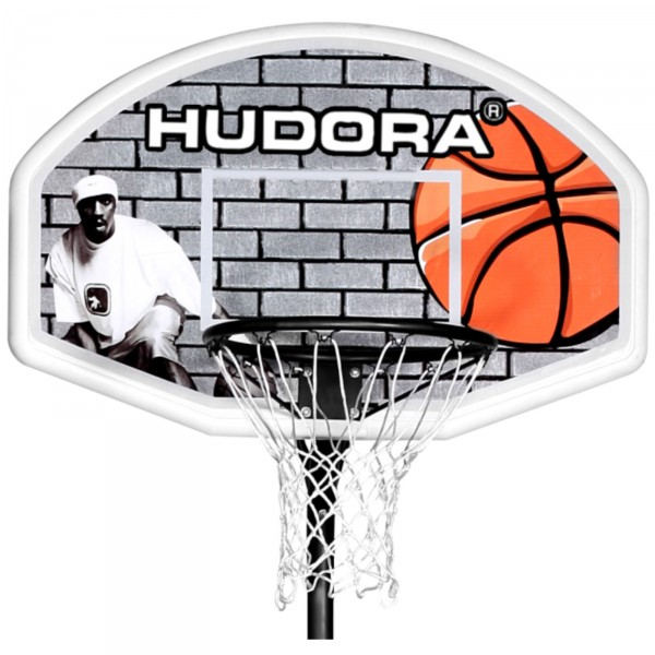 Hudora Basketballständer XXL 305